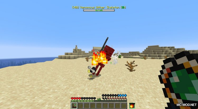 Age of Exile mod for Minecraft (19)