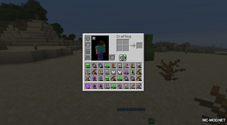 Age of Exile mod for Minecraft (21)