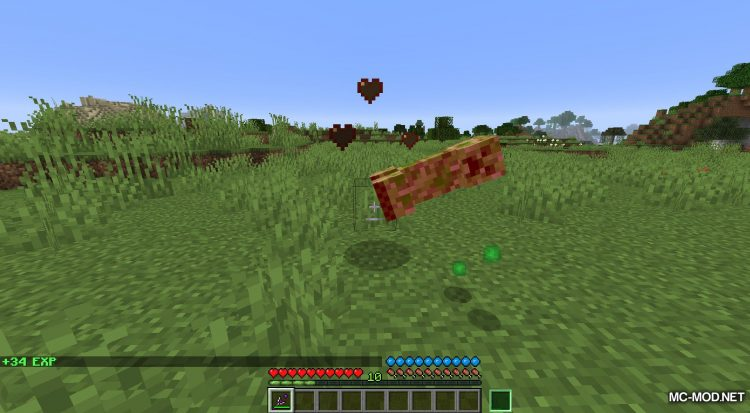 Age of Exile mod for Minecraft (8)