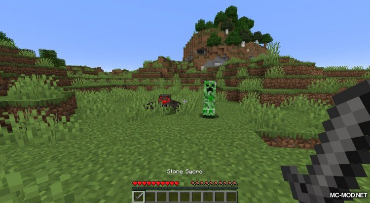 Balance of Exile mod for Minecraft (3)