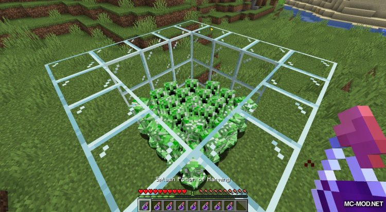 Balance of Exile mod for Minecraft (6)