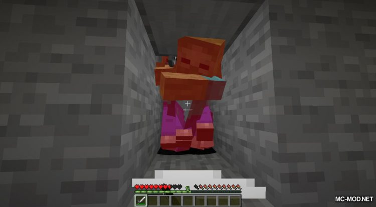 Balance of Exile mod for Minecraft (8)