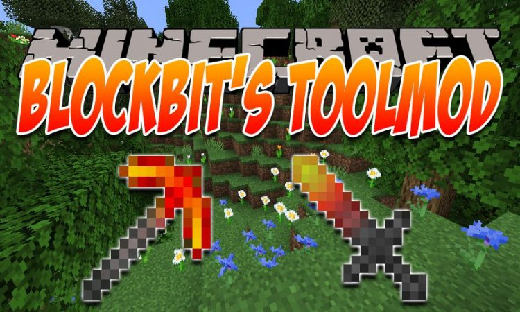 BlockBit_s ToolMod mod for Minecraft logo