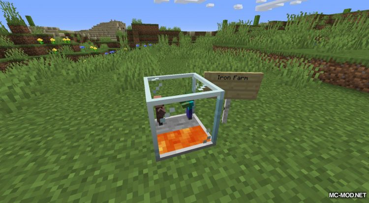 Easy Villager mod for Minecraft (11)