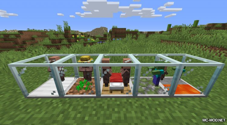 Easy Villager mod for Minecraft (16)