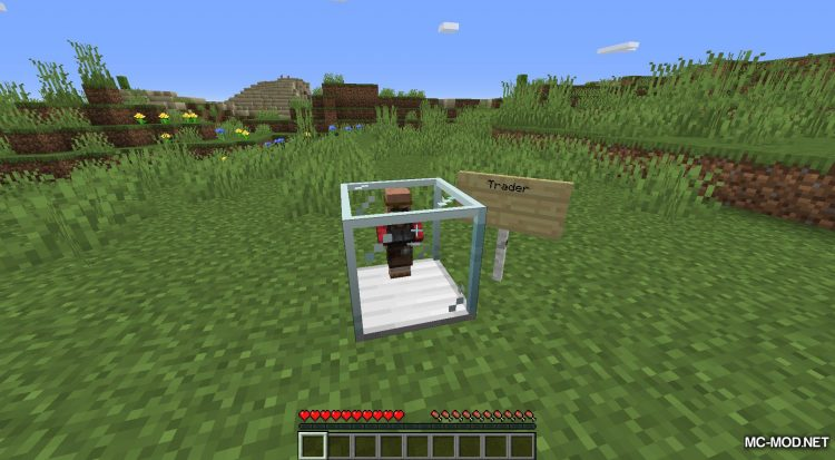 Easy Villager mod for Minecraft (6)