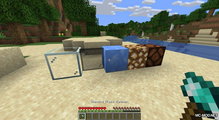 Extended Diamond mod for Minecraft (13)