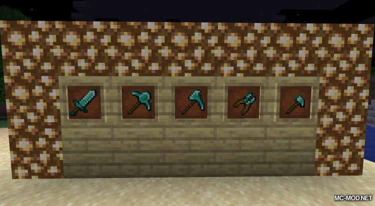 Extended Diamond mod for Minecraft (3)
