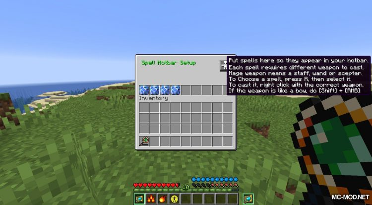 Library of Exile mod for Minecraft (11)