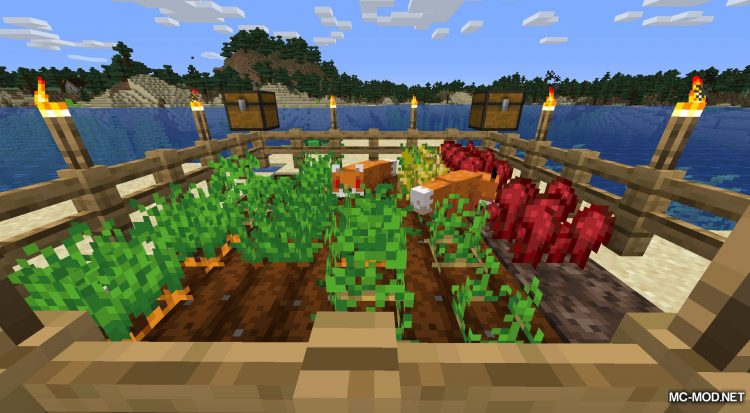 Agrianimal mod for Minecraft (11)