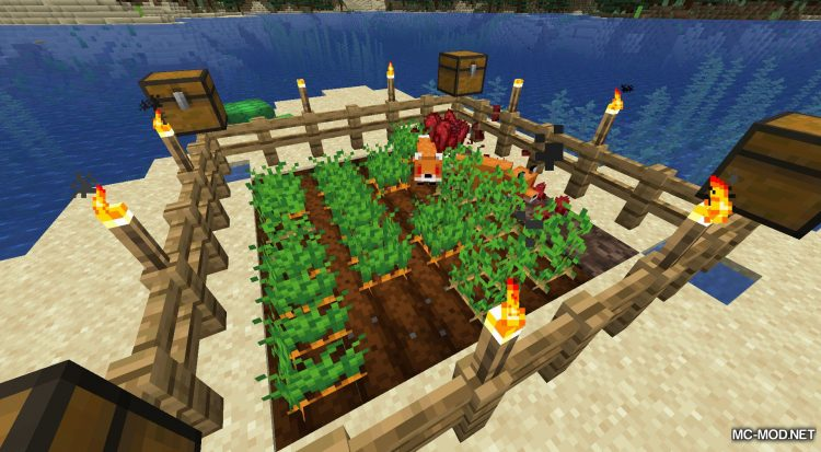 Agrianimal mod for Minecraft (12)