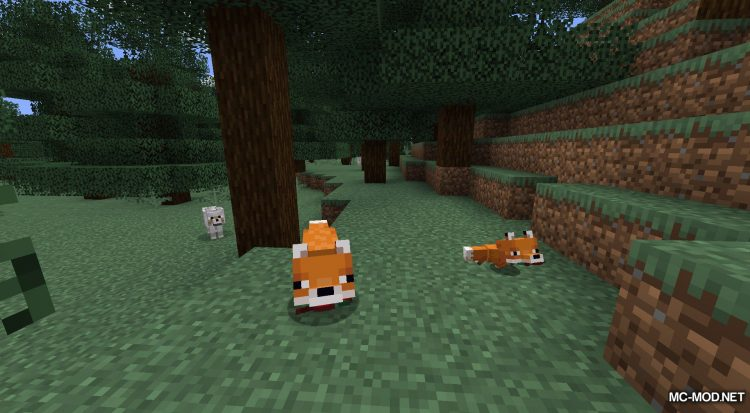 Agrianimal mod for Minecraft (2)