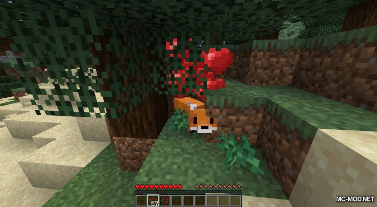 Agrianimal mod for Minecraft (4)