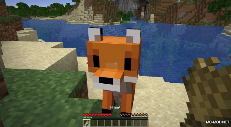 Agrianimal mod for Minecraft (5)
