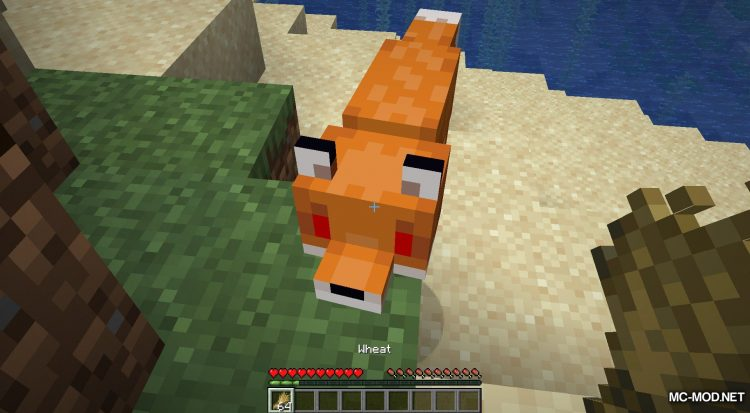 Agrianimal mod for Minecraft (6)