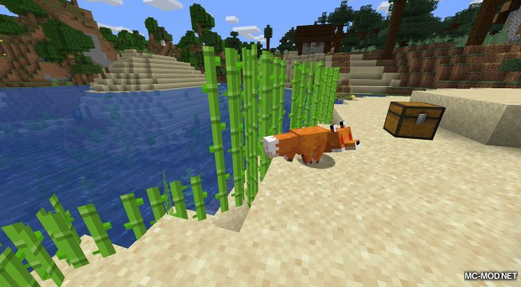 Agrianimal mod for Minecraft (7)