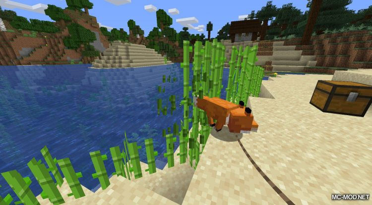 Agrianimal mod for Minecraft (8)