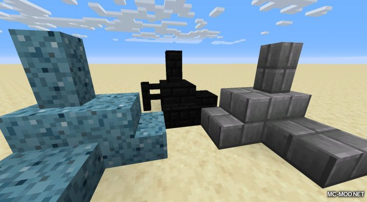 Anomaly mod for Minecraft (10)