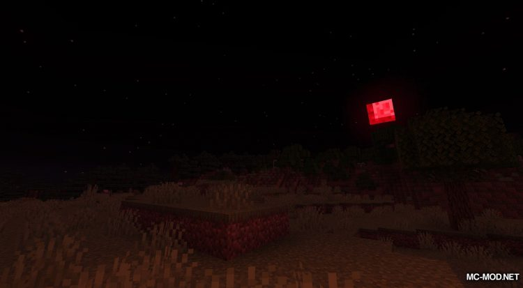 Crimson Moon mod for Minecraft (15)