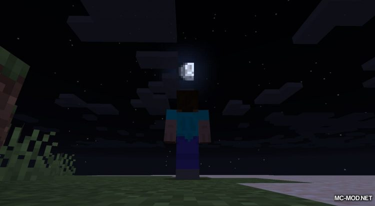 Crimson Moon mod for Minecraft (3)