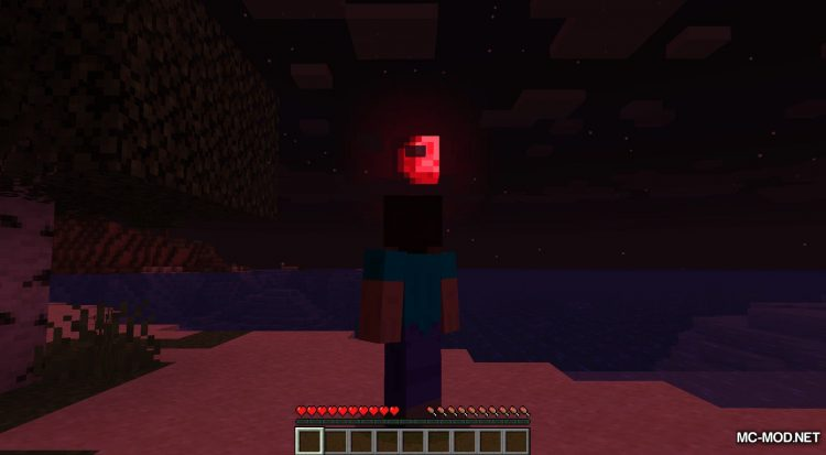 Crimson Moon mod for Minecraft (6)