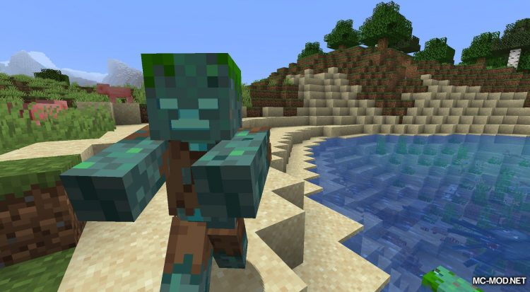 Daylight Mobs mod for Minecraft (7)