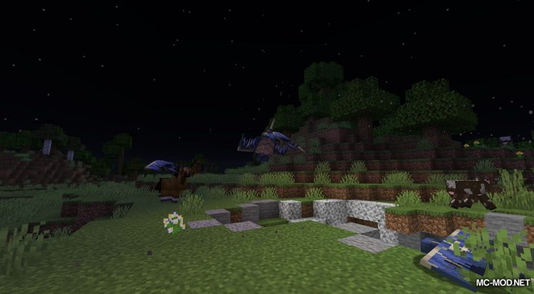 Daylight Mobs mod for Minecraft (8)