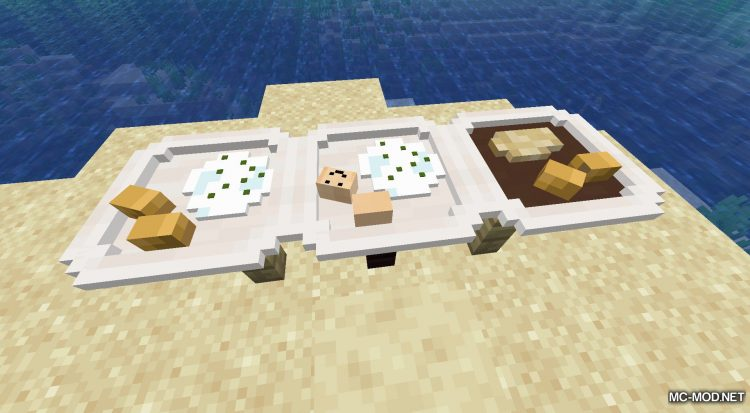 Delicious Dishes mod for Minecraft (12)