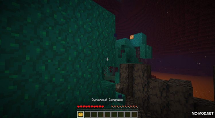 Dynamical Compass mod for Minecraft (11)
