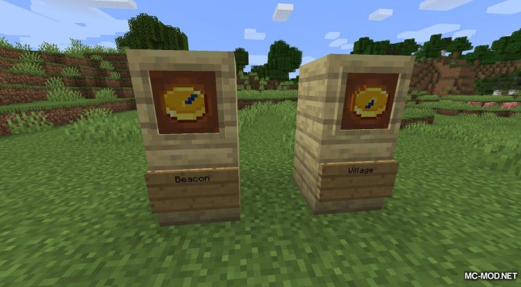 Dynamical Compass mod for Minecraft (7)