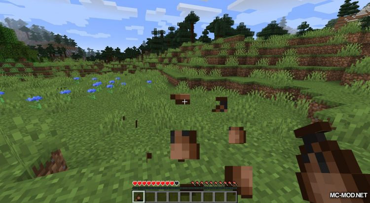 Food Pouches mod for Minecraft (8)