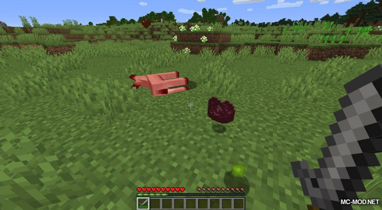 Gentle Fawn mod for Minecraft (9)