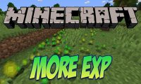 Get Exp For Everything mod for Minecraft logo