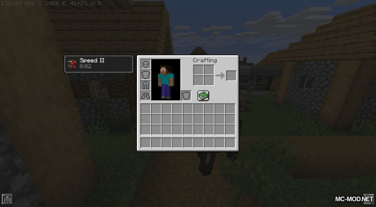 Happy Trails mod for Minecraft (6)