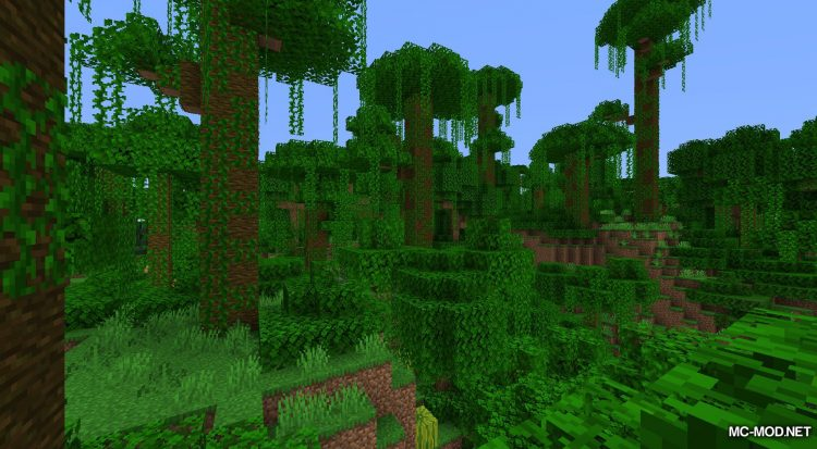 Mighty Mangoes mod for Minecraft (2)