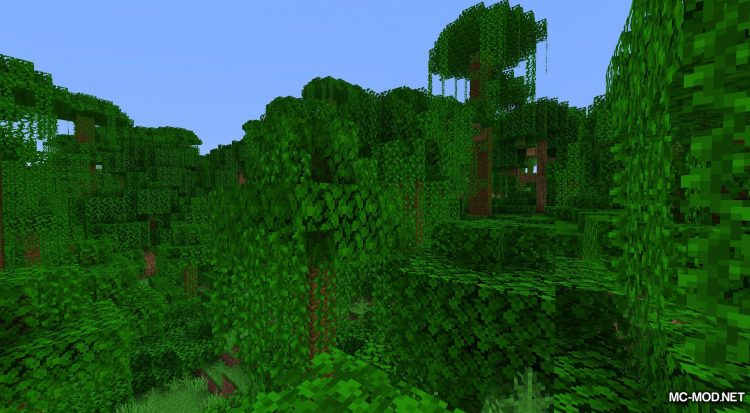 Mighty Mangoes mod for Minecraft (3)
