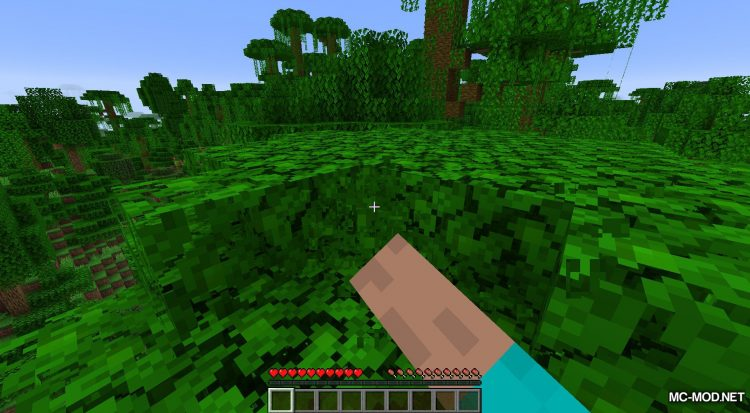 Mighty Mangoes mod for Minecraft (4)