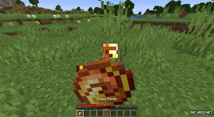 Mighty Mangoes mod for Minecraft (8)