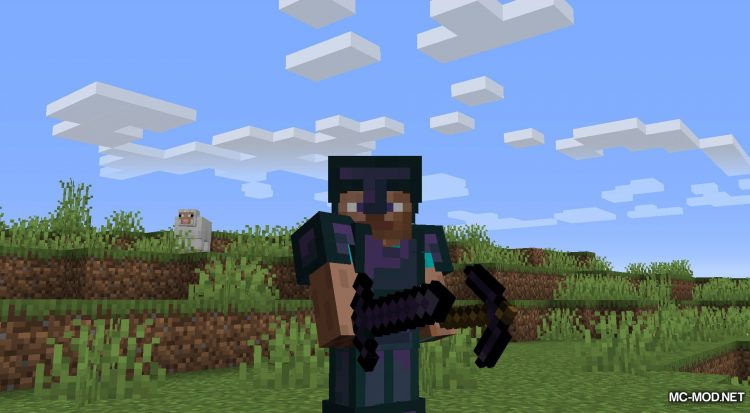 Obsidian Extension mod for Minecraft (7)
