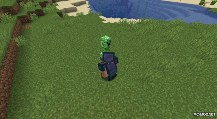Obsidian Extension mod for Minecraft (8)