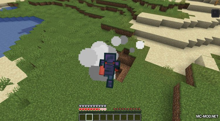 Obsidian Extension mod for Minecraft (9)