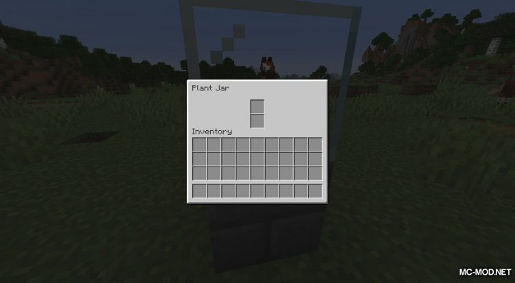 Plant In A Jar mod for Minecraft (7)