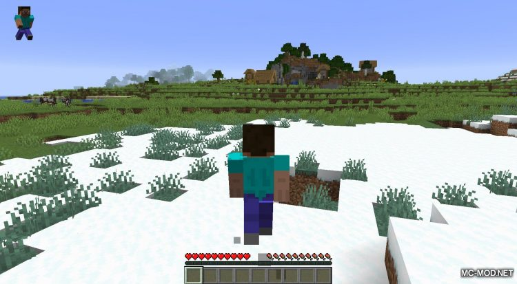 Player Mini-Me mod for Minecraft (5)