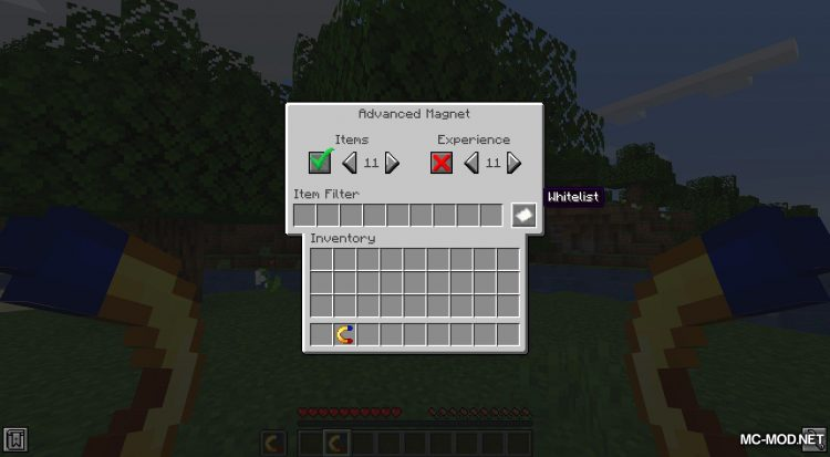 Simple Magnets mod for Minecraft (11)