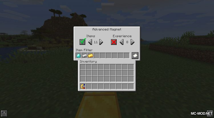 Simple Magnets mod for Minecraft (12)