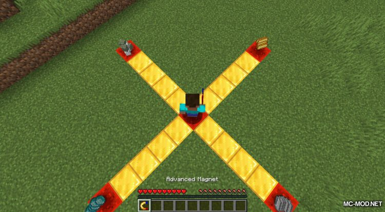 Simple Magnets mod for Minecraft (13)