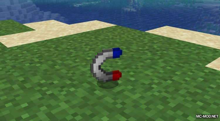 Simple Magnets mod for Minecraft (2)
