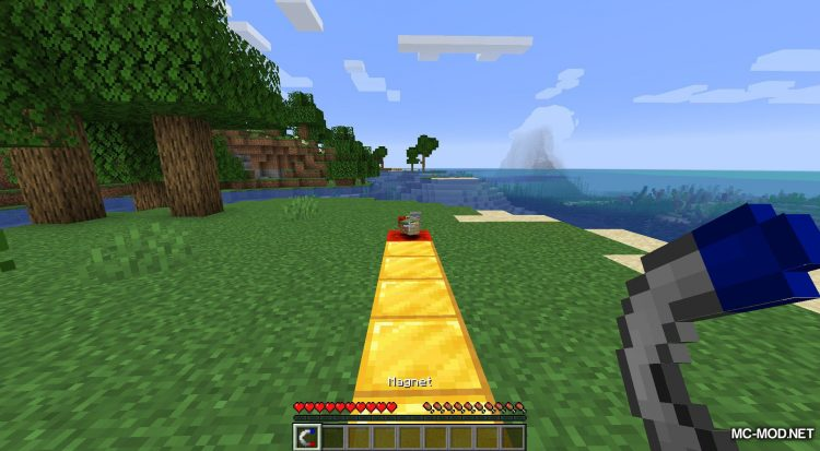 Simple Magnets mod for Minecraft (3)