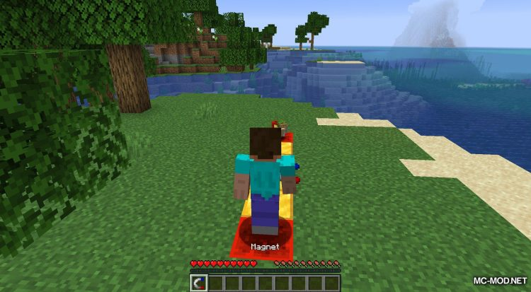 Simple Magnets mod for Minecraft (5)