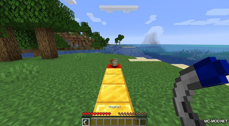 Simple Magnets mod for Minecraft (6)